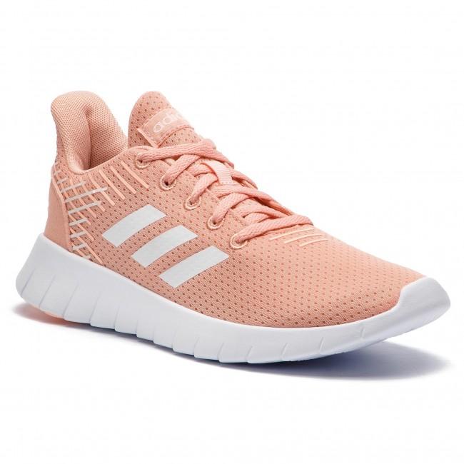 Scarpe adidas - Asweerun F36733 Dispnk Ftwwht Clowhi - Scarpe da allenamento - Running - Scarpe sportive - Donna   Eleganti    Gentiluomo/Signora Scarpa