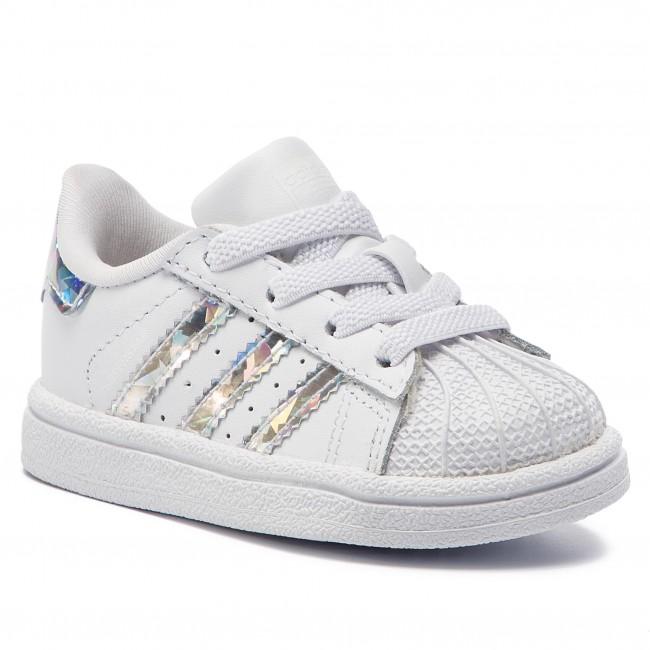 Scarpe adidas - Superstar El I CG6707 Ftwwht Ftwwht Ftwwht ... c2614f7d0f2