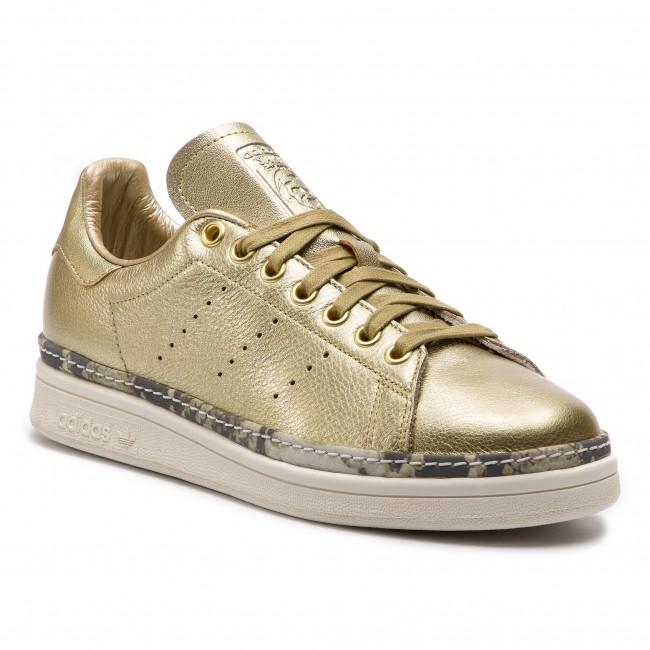 the latest 7646e d412b Scarpe adidas - Stan Smith New Bold W F34120 Goldmt Goldmt Owhite