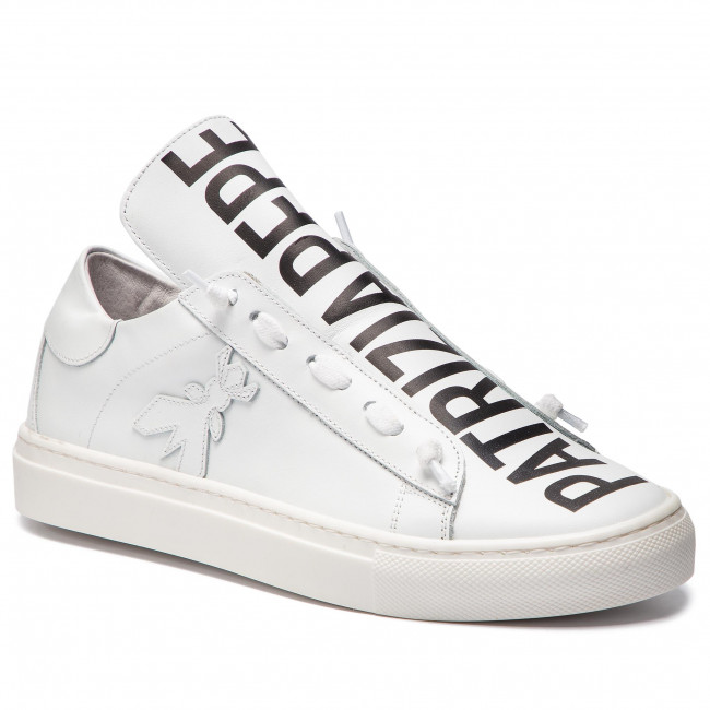 save off 6241f 9f66f Sneakers PATRIZIA PEPE - 2V8869/A3KW-W146 Bianco