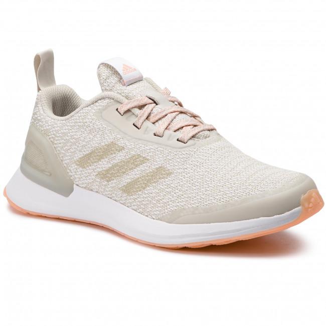 Scarpe adidas - RapidaRun X Knit J D97079 Rawwht Cleora Ftwwht - Scarpe da allenamento - Running - Scarpe sportive - Donna | attività di esportazione in linea  | Gentiluomo/Signora Scarpa