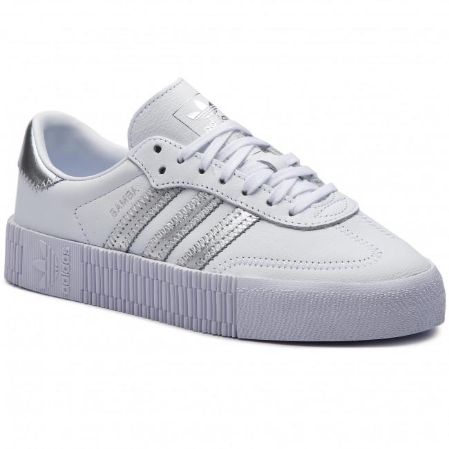 Ee9017 W Ftwwhtsilvmtcblack Sneakers Scarpe Adidas Sambarose qwE7nFt