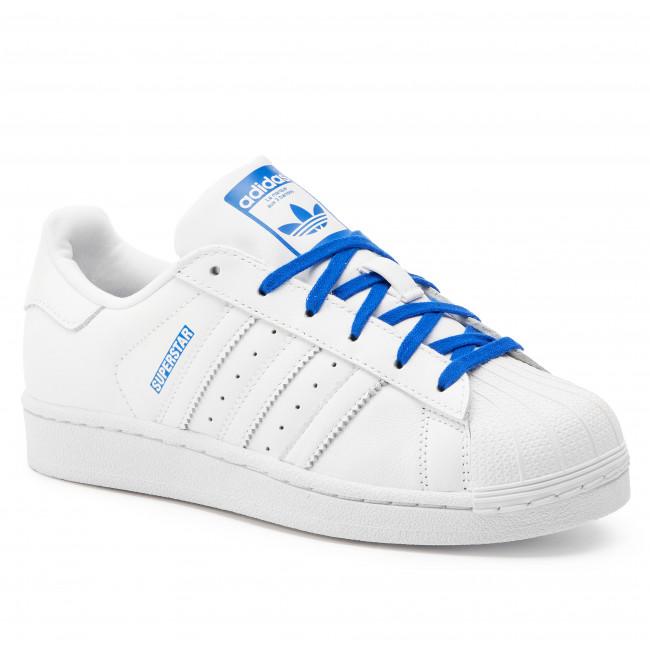 online retailer 7d250 3bac0 Scarpe adidas - Superstar J CG6616 Ftwwht Ftwwht Blue