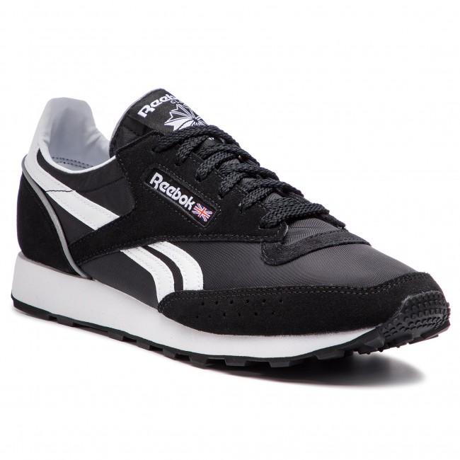 Scarpe Reebok - Classic 83 MU DV3748 nero bianca - scarpe da ginnastica - Scarpe basse - Uomo | Qualità Superiore  | Scolaro/Ragazze Scarpa