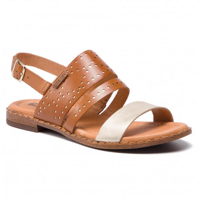 Sandali PIKOLINOS - W0X-0557 Brandy - Sandali da giorno - Sandali - Ciabatte e sandali - Donna | Nuovo Stile  | Uomini/Donne Scarpa