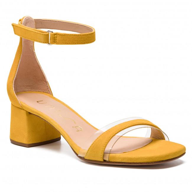 Sandali UNISA - Kanica Ks giallo Ksde_S - Sandali da giorno - Sandali - Ciabatte e sandali - Donna | Per Vincere Una Ammirazione Alto  | Gentiluomo/Signora Scarpa