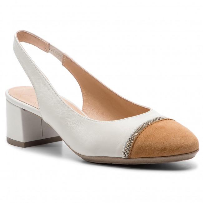 Sandali HISPANITAS - rosa-5 HV98886 Panna - Sandali da giorno - Sandali - Ciabatte e sandali - Donna | Qualità Superiore  | Uomo/Donne Scarpa