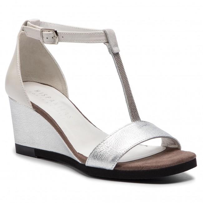 Sandali HISPANITAS - Celia CHV98555  argento Panna - Zeppe - Ciabatte e sandali - Donna | Prese tedesche  | Sig/Sig Ra Scarpa