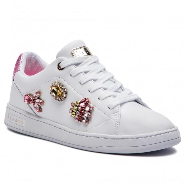 scarpe da ginnastica GUESS - FL5CRE ELE12 WHIRO - scarpe da ginnastica - Scarpe basse - Donna | Grande vendita  | Scolaro/Ragazze Scarpa
