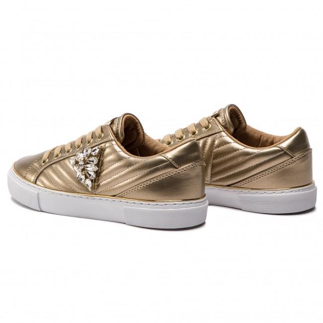 scarpe da da da ginnastica GUESS - FL5GRS LEL12 oro - scarpe da ginnastica - Scarpe basse - Donna | ecologico  | Maschio/Ragazze Scarpa  bb6ec5
