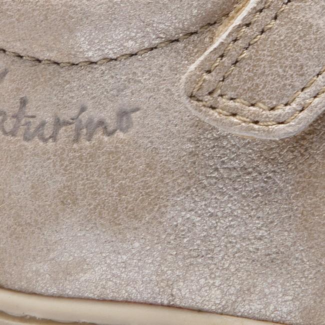 5a26d7b37c0 Scarpe basse NATURINO - Cocoon Vl Passion 0012012904.17.0006 Platino - Con  strappi - Scarpe basse - Bambina - Bambino - www.escarpe.it