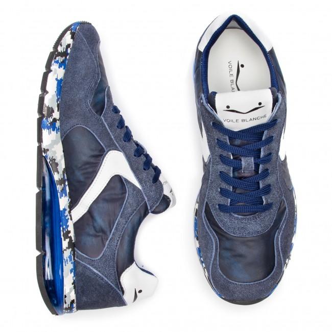 buy online 1c602 dba55 Sneakers VOILE BLANCHE - Argo 0012013465.03.1C55 BlueBianco - Sneakers -  Scarpe basse - Uomo - www.escarpe.it