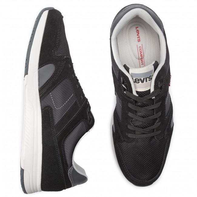 Regular Scarpe 59 Black Levi's 229803 Sneakers 750 shxQCtrd