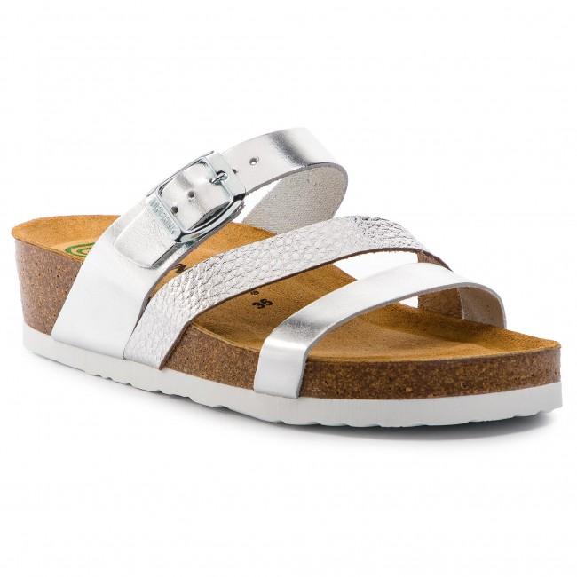 Ciabatte DR. BRINKMANN - 701275 argento 92 - Zeppe - Ciabatte e sandali - Donna | Più economico del prezzo  | Sig/Sig Ra Scarpa