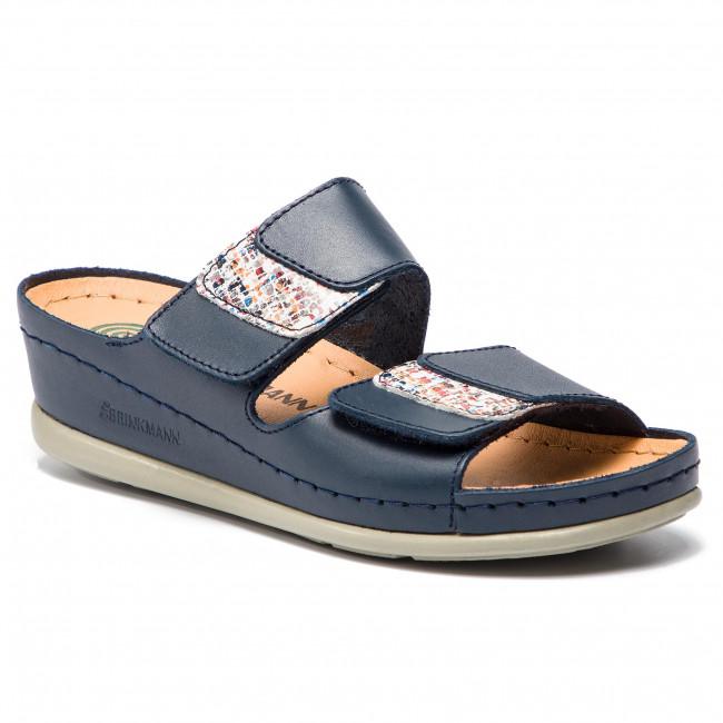 Ciabatte DR. BRINKMANN - 701364 blu 5 - Ciabatte da giorno - Ciabatte - Ciabatte e sandali - Donna | Il Prezzo Ragionevole  | Uomini/Donne Scarpa