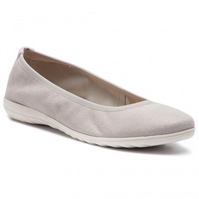 Ballerine CAPRICE - 9-22142-22 grigio Jeans Sue 252 - Ballerine - Scarpe basse - Donna | Bello e affascinante  | Uomini/Donne Scarpa