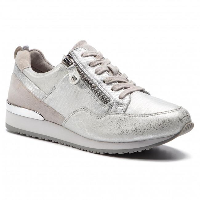 scarpe da ginnastica CAPRICE - 9-23600-22 argento Comb 943 - scarpe da ginnastica - Scarpe basse - Donna | Stili diversi  | Scolaro/Signora Scarpa