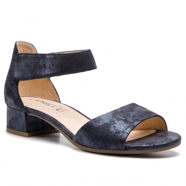 Sandali CAPRICE - 9-28212-22 Ocean Shin.Sue 862 - Sandali da giorno - Sandali - Ciabatte e sandali - Donna | Ordine economico  | Uomini/Donna Scarpa