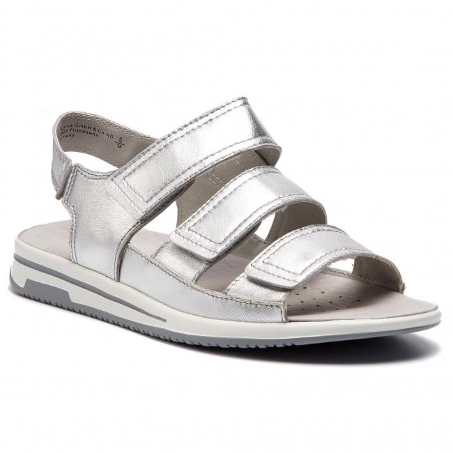Sandali CAPRICE - 9-28609-22 argento Metal. 920 - Sandali da giorno - Sandali - Ciabatte e sandali - Donna | Il Nuovo Prodotto  | Sig/Sig Ra Scarpa