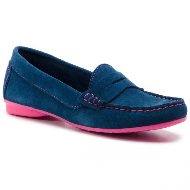 Mocassini FILIPE - 5282 blu  - Mocassini - Scarpe basse - Donna | Ottima qualità  | Maschio/Ragazze Scarpa