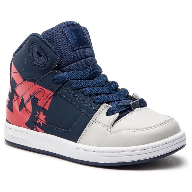 scarpe da ginnastica DC - - - Pure High-Top Sp ADBS100258 Navy grigio (Ngh) - scarpe da ginnastica - Scarpe basse - Donna | Primi Clienti  | Uomo/Donne Scarpa  8bfd9c