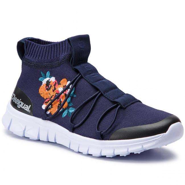 scarpe da ginnastica DESIGUAL - Ankle Knitted scarpe da ginnastica 19SUKK01 5096 - scarpe da ginnastica - Scarpe basse - Donna   Di Prima Qualità    Gentiluomo/Signora Scarpa