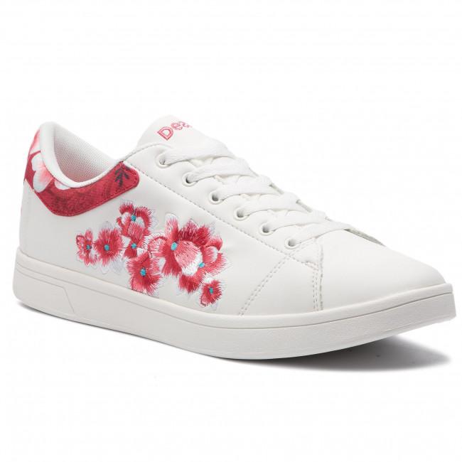 scarpe da ginnastica DESIGUAL - Tennis Hindi Dancer 19SUKP03 1000 - scarpe da ginnastica - Scarpe basse - Donna | Trendy  | Sig/Sig Ra Scarpa