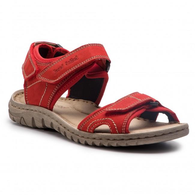 Sandali JOSEF SEIBEL - Lucia 15 63815 784 470 Rubin - Sandali da giorno - Sandali - Ciabatte e sandali - Donna | Eccellente qualità  | Scolaro/Signora Scarpa