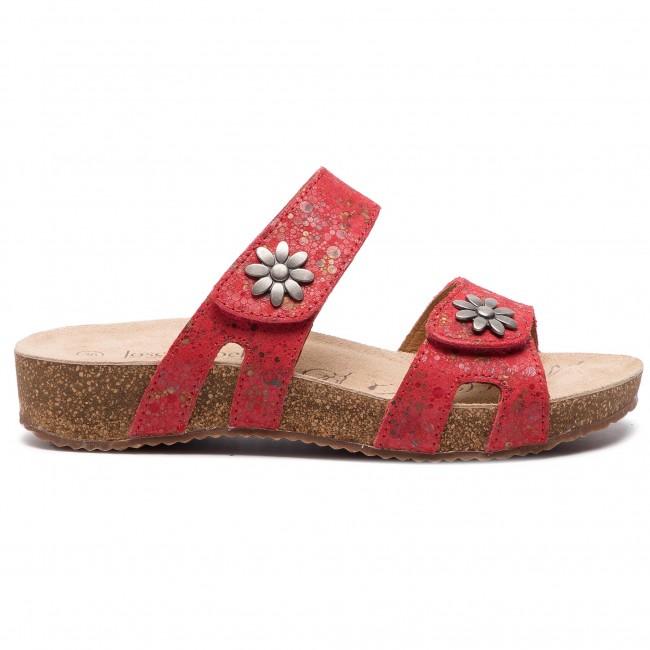 Ciabatte JOSEF JOSEF JOSEF SEIBEL - Tonga 04 78501 761 402 rosso Multi - Ciabatte da giorno - Ciabatte - Ciabatte e sandali - Donna | qualità regina  | Uomo/Donne Scarpa  2b2f72