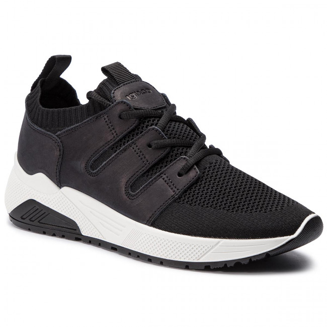 best sneakers 0431c fb0bb Sneakers IGI&CO - 3129300 Nero - Sneakers - Scarpe basse - Uomo ...