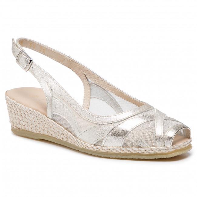 Espadrillas SPIFFY - E-81433-80 Platino 008 - Espadrillas - Ciabatte e sandali - Donna | A Primo Posto Tra Prodotti Simili  | Sig/Sig Ra Scarpa