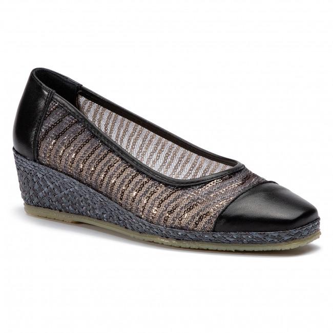 Espadrillas SPIFFY - E-61465-10 nero 002 - Espadrillas - Scarpe basse - Donna | Ottima classificazione  | Maschio/Ragazze Scarpa