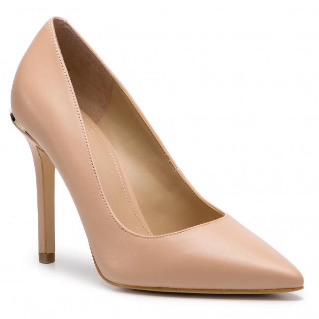 Scarpe stiletto GUESS - FL6BMY LEA08 NATU - Stiletti - Scarpe basse - Donna   Prezzo Ragionevole    Uomini/Donna Scarpa