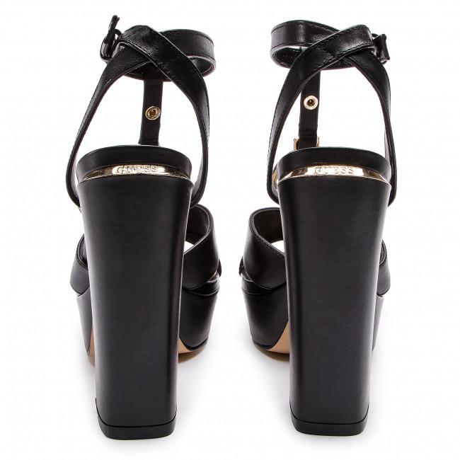 Sandali GUESS - Lovina Lovina Lovina FL6LVI LEA03 nero - Sandali da giorno - Sandali - Ciabatte e sandali - Donna | Vendendo Bene In Tutto Il Mondo  | Maschio/Ragazze Scarpa  a6389d