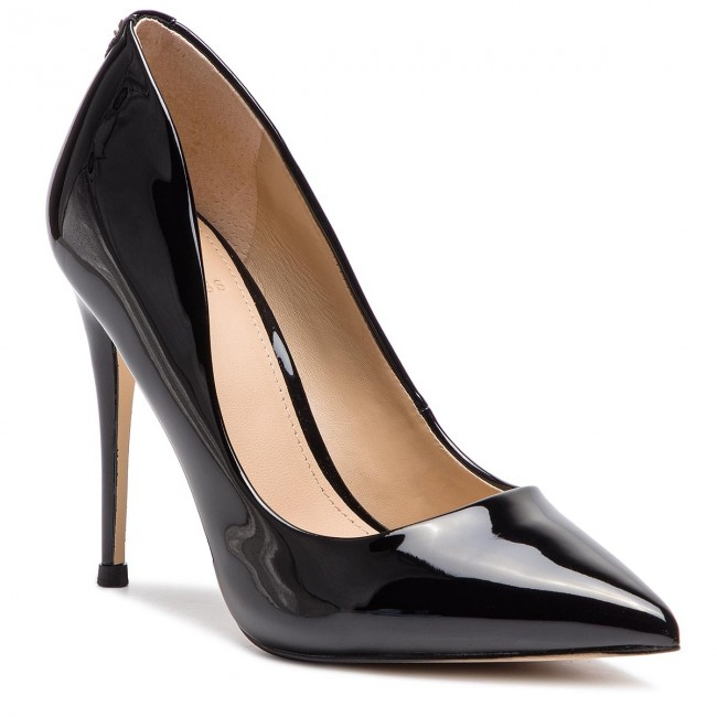 Scarpe stiletto GUESS - FL6OK3 PAF08 nero - Stiletti - Scarpe basse - Donna | Grande Vendita Di Liquidazione  | Uomini/Donna Scarpa