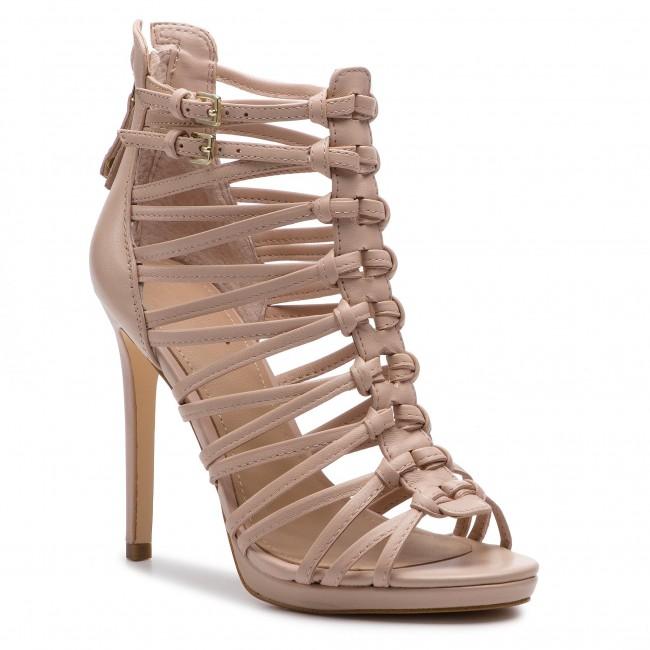 Sandali GUESS - FL6TAV LEA03 BLUSH - Sandali eleganti - Sandali - Ciabatte e sandali - Donna | Esecuzione squisita  | Uomini/Donna Scarpa