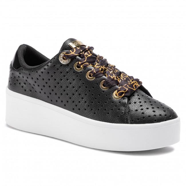Black Sneakers Guess Scarpe Lea12 Townser Fl6twn XkuOPZi