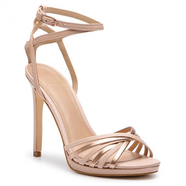 Sandali GUESS - FL6TY2 LEA03 BLUSH - Sandali eleganti - Sandali - Ciabatte e sandali - Donna | Sale Italia  | Uomini/Donna Scarpa