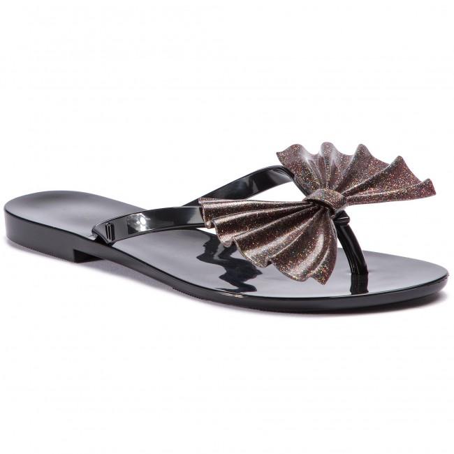 Infradito MELISSA - Harmonic Bow VI Ad 32445 nero 52552 - Infradito - Ciabatte e sandali - Donna | Queensland  | Scolaro/Signora Scarpa