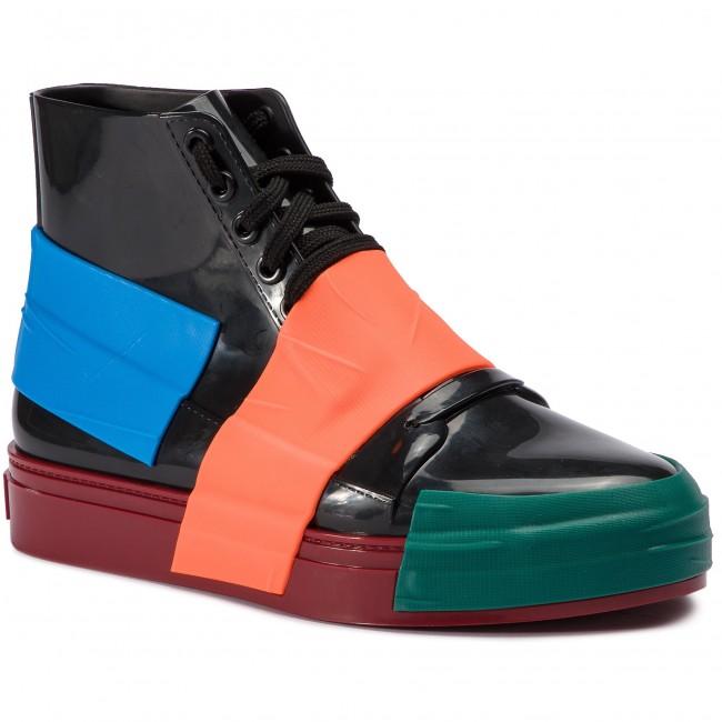 scarpe da ginnastica MELISSA - Crew Ad 32437  nero Bordeaux arancia 53386  - scarpe da ginnastica - Scarpe basse - Donna | Di Rango Primo Tra Prodotti Simili  | Sig/Sig Ra Scarpa