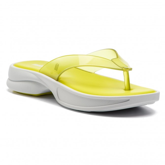 Infradito MELISSA - Odd Ad 32525 giallo bianca 51313 - Infradito - Ciabatte e sandali - Donna | Materiali Accuratamente Selezionati  | Uomini/Donna Scarpa