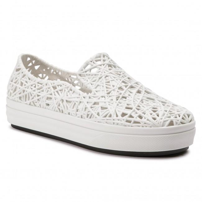 Scarpe basse MELISSA - Campana Sneaker Ad 32599 White Black 51637 ... 88e9d25b53f