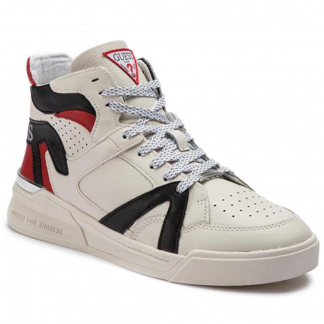 scarpe da ginnastica GUESS - FM6MAD LEA12 WHIBL - scarpe da ginnastica - Scarpe basse - Uomo | Costi medi  | Uomini/Donne Scarpa