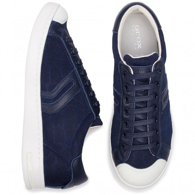 Scarpe da ginnastica GEOX D Jaysen D D821BD 08885 C4000 Blue