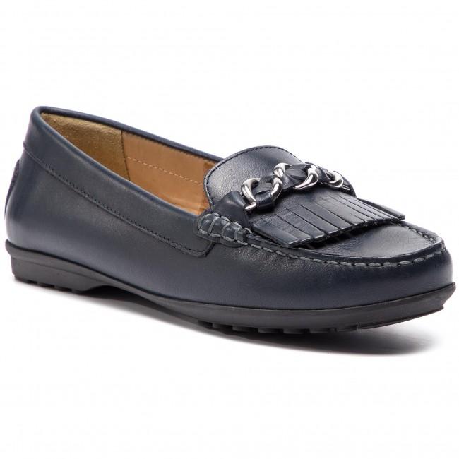 Mocassini GEOX - D Elidia A D822TA 00043 C4002 Navy - Mocassini - Scarpe basse - Donna   Conosciuto per la sua eccellente qualità    Uomo/Donne Scarpa