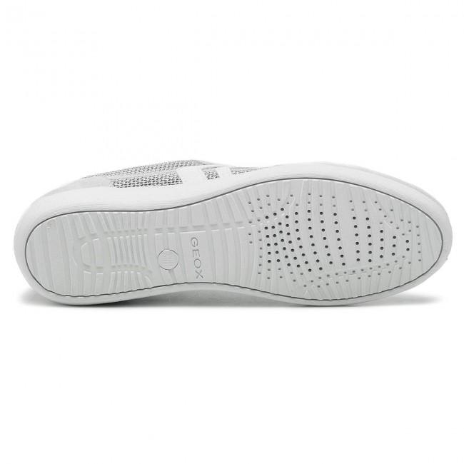 Sneakers GEOX D Myria D D8268D 01422 C1019 Silver
