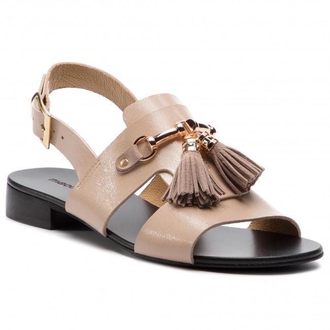 Sandali MACCIONI - 634.456.881 Beige - Sandali da giorno - Sandali - Ciabatte e sandali - Donna | Vendita Calda  | Gentiluomo/Signora Scarpa