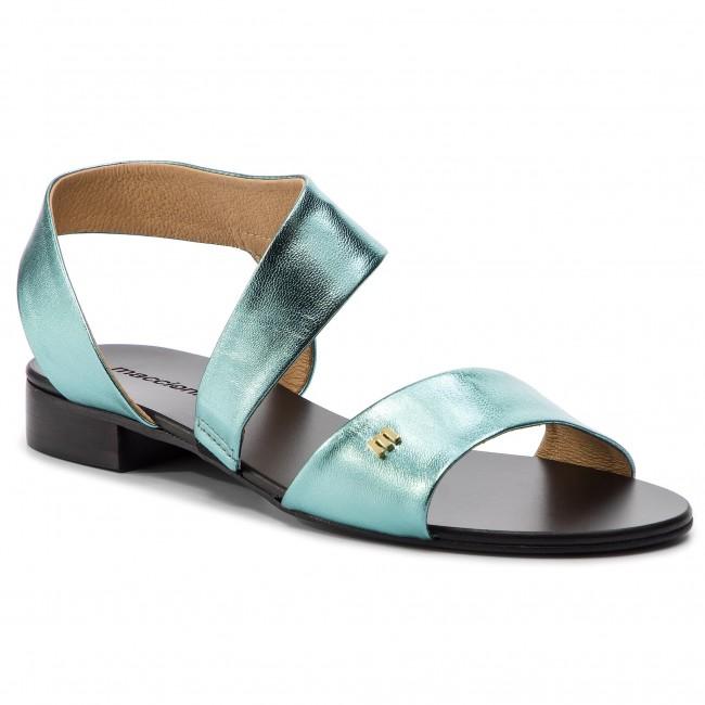 Sandali MACCIONI - 535.467.881 Blu - Sandali da giorno - Sandali - Ciabatte e sandali - Donna | Altamente elogiato e apprezzato dal pubblico dei consumatori  | Uomo/Donna Scarpa