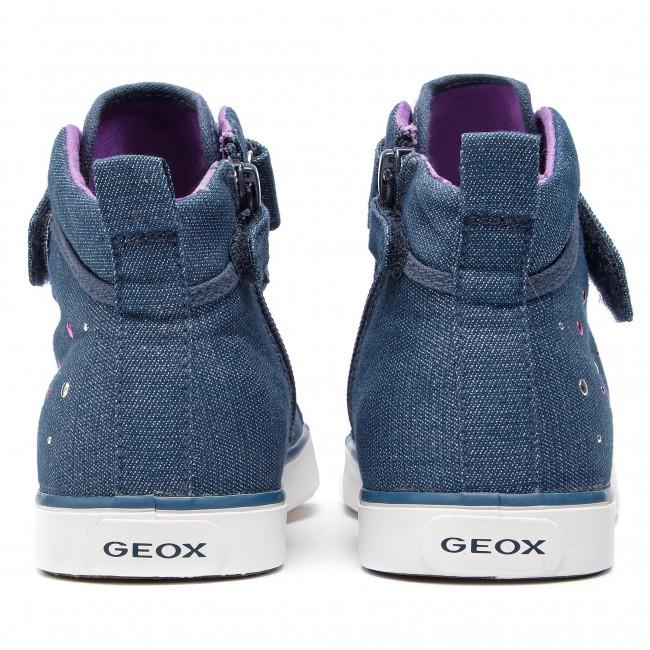 Scarpe da ginnastica GEOX J Ciak G. I J7204I 000AS C4008 D Denim