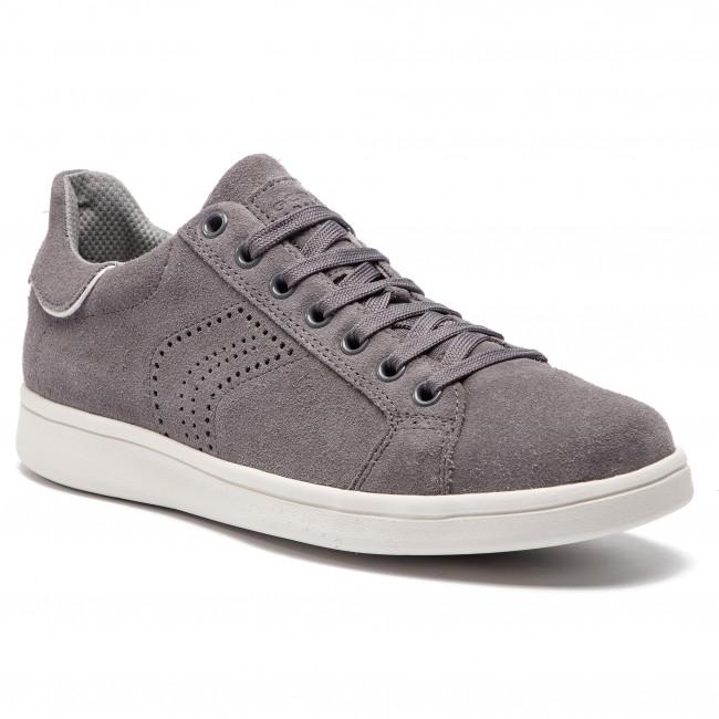 scarpe da ginnastica GEOX - U Warrens B U620LB 00022 00022 00022 C9004 Anthracite - scarpe da ginnastica - Scarpe basse - Uomo 00c3e9